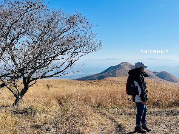 平尾台ハイキング①