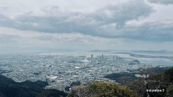 立花山ハイキング①