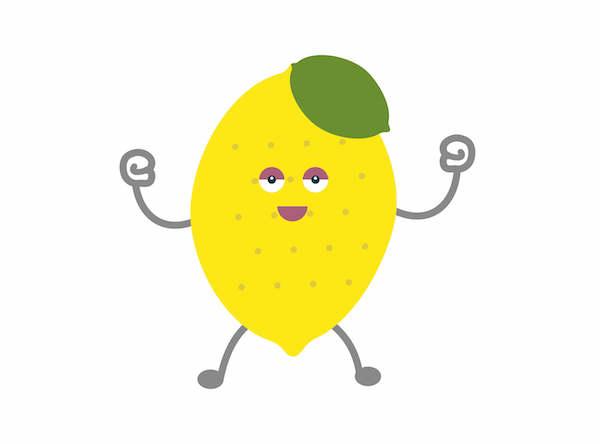 レモンの土のカビ対策